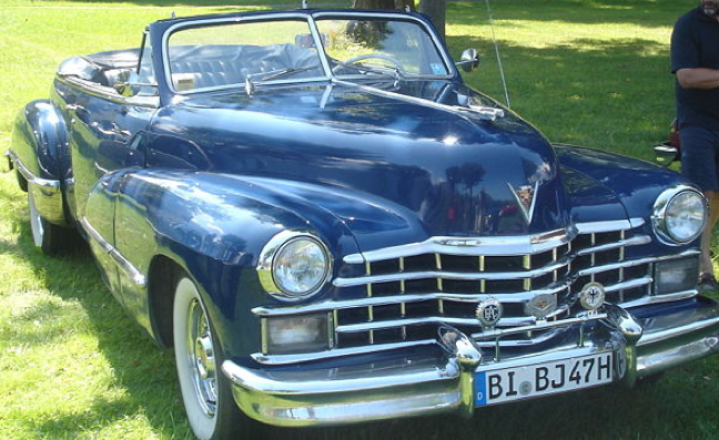 Кабриолет Cadillac Series 61