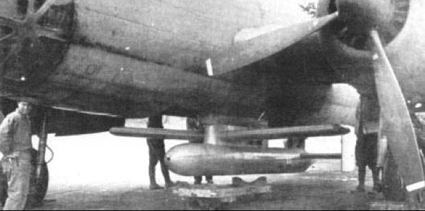 Планирующая бомба Ki-147 I-Go-1(I-Go Type-1-Ko)