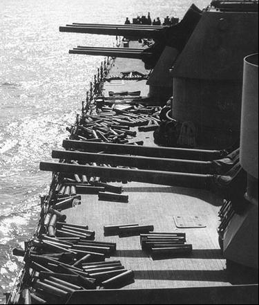 Легкий крейсер «Brooklyn» (CL-40)