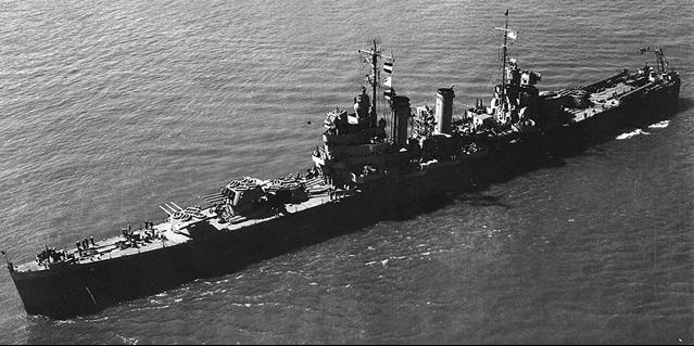 Легкий крейсер «Philadelphia» (CL-41)