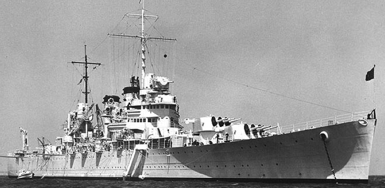 Легкий крейсер «Boise» (CL-47)