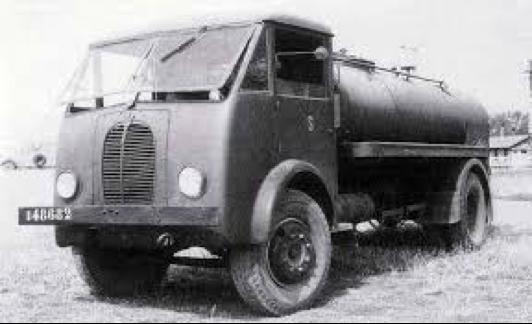 Цистерна на базе Matford F-917WS