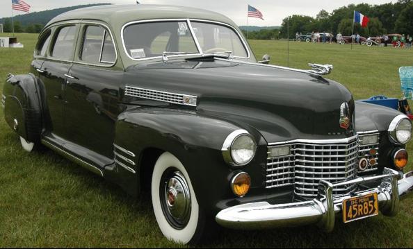 Седан Cadillac Series 61