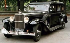 Автомобиль Graf und Stift SP-8 Pullman-Limousine