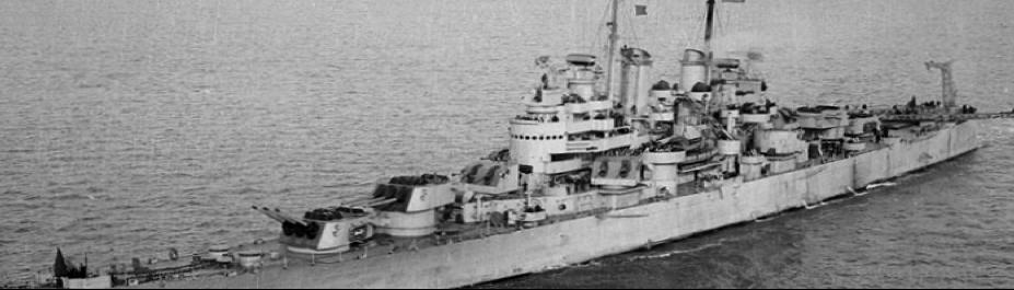 Легкий крейсер «Denver» (CL-58)