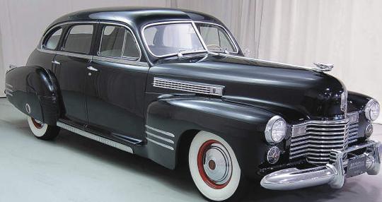 Седан Cadillac Series 63