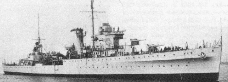Легкий крейсер «Neptune»