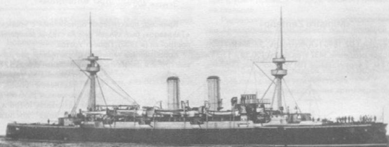 Бронепалубный крейсер «Blanco Encalada»
