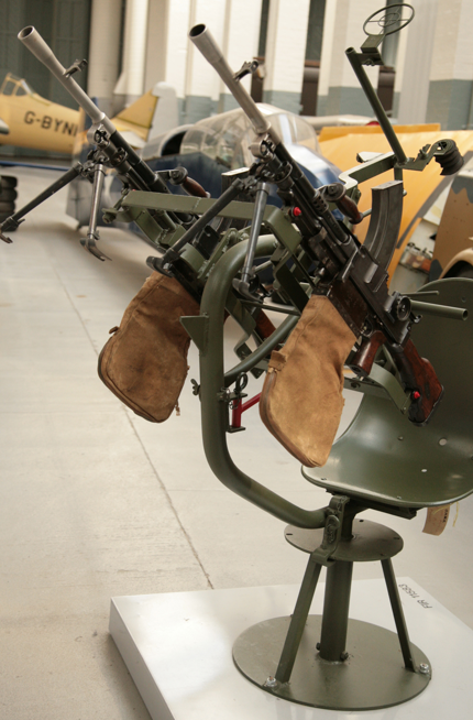 зенитный пулемет Bren