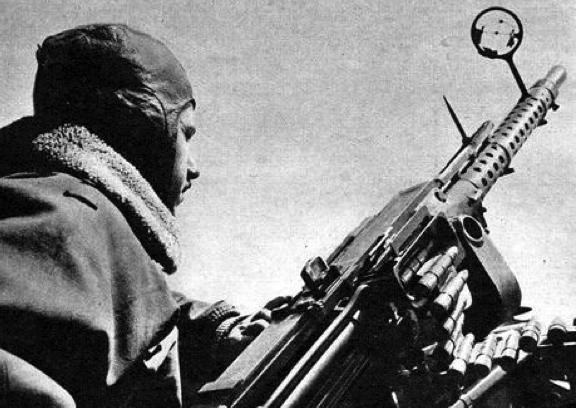 Пулемет Breda-SAFAT