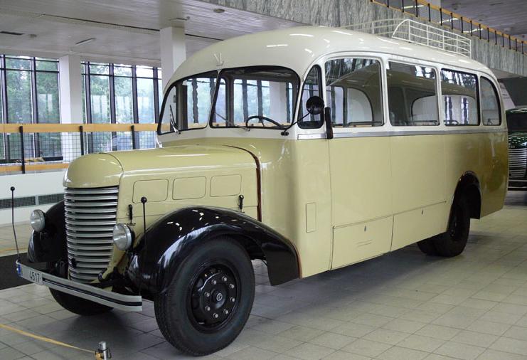 Автобус Praga RN
