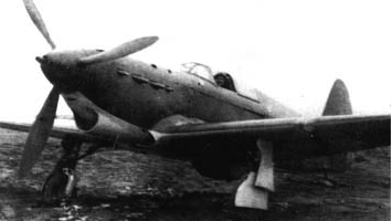 Штурмовик Як-1