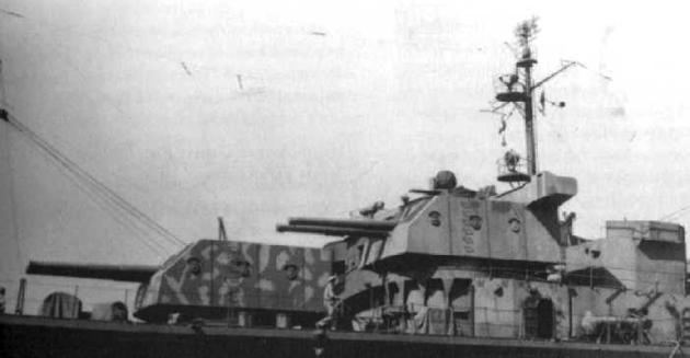 Легкий крейсер «Noshiro»