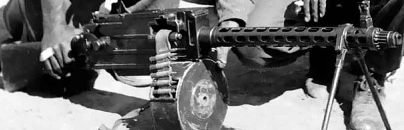 Ручной пулемет Максим-Токарев (МТ)