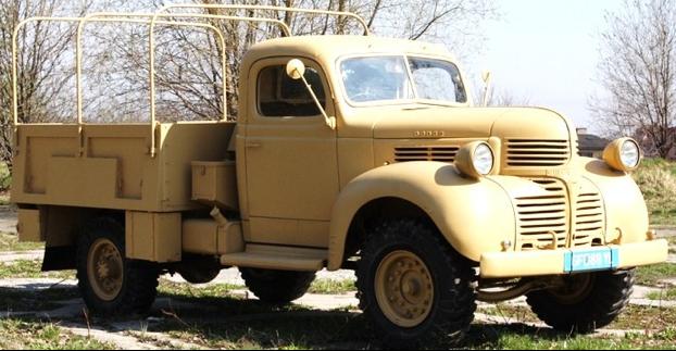 Пикап Dodge   Т-222 (D-15)