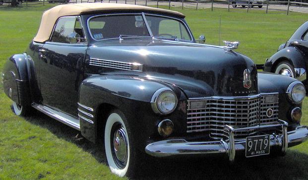 Седан Cadillac Series 62