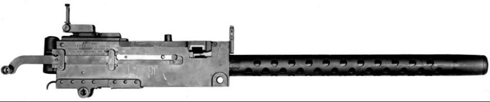 Танковый пулемет Browning M-1919A5 (М-37)