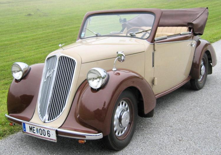 Кабриолет Steyr-100