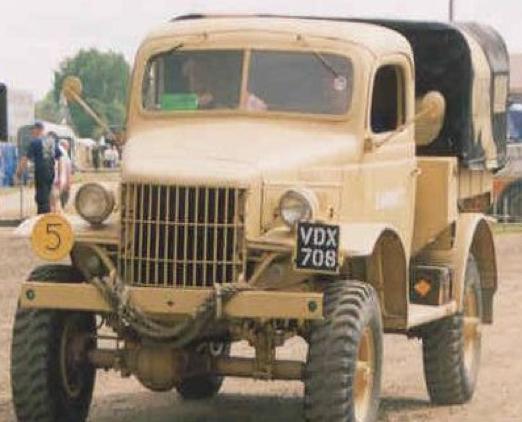 Пикап  Dodge Т-212 (D-8A)