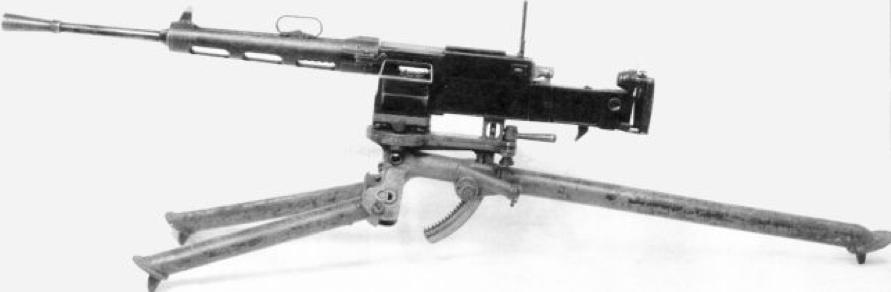 Станковый пулемет Fiat-Revelli M-1935