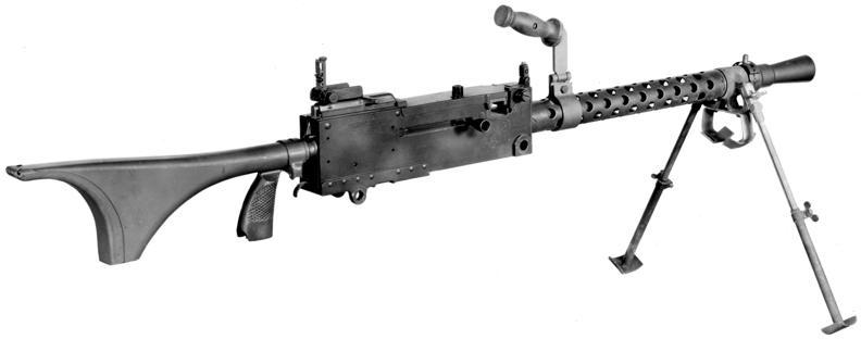 Ручной пулемет Browning M-1919A6