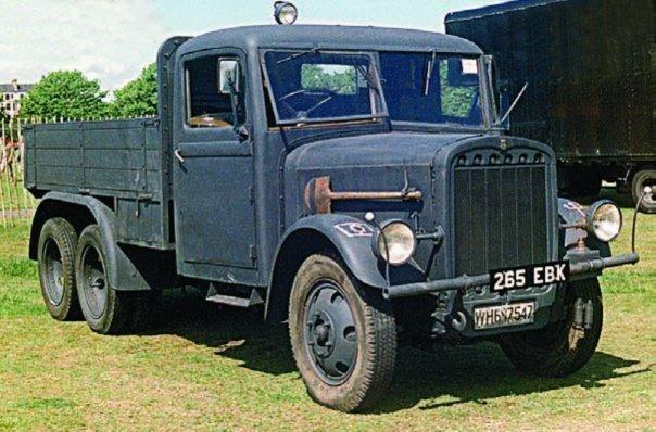 Грузовик Praga RV