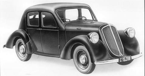 4-дверный Steyr-100