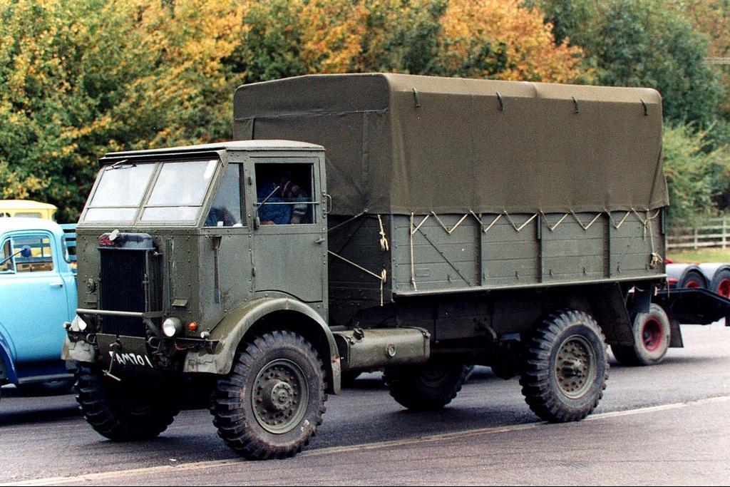 Грузовик Albion FT-11N