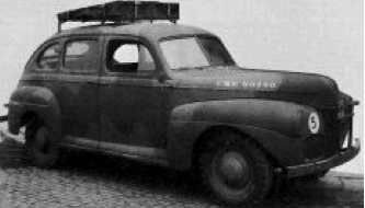 Автомобиль Ford 11-A