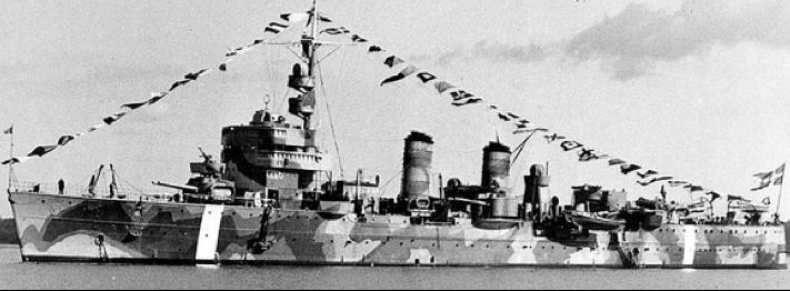 Учебный крейсер «Fylgia»