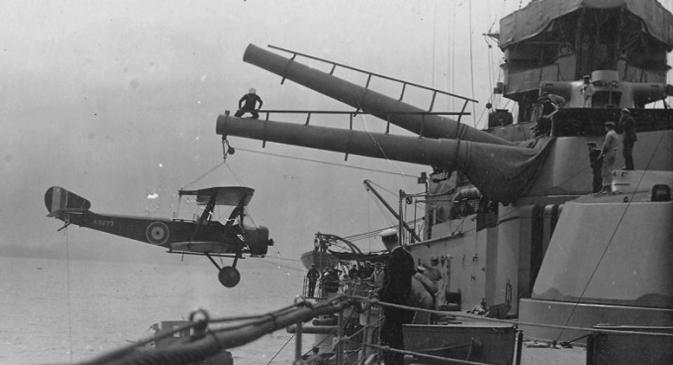 Линейный корабль «Malaya»