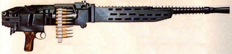 Танковый пулемет BESA Mk-I