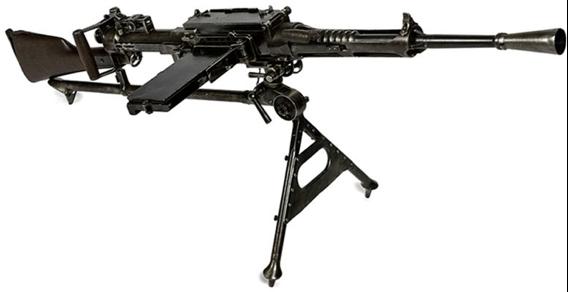 Ручной пулемет Breda-5С