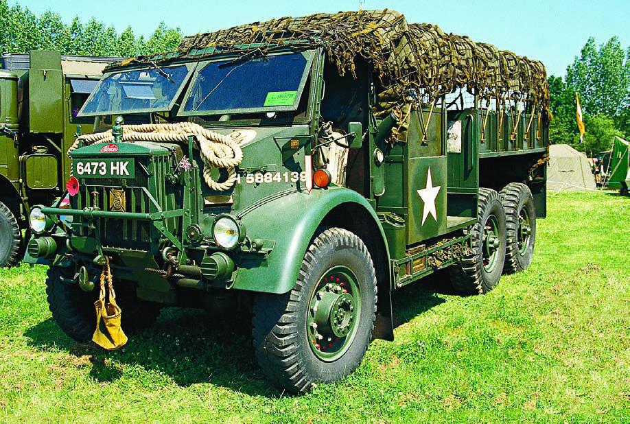 Грузовик Albion FT-15N