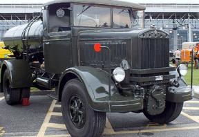 Автоцистерна на базе Lancia 3-RО