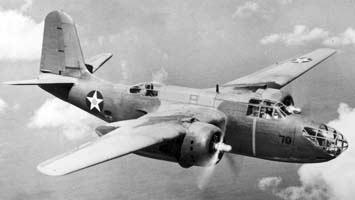 Бомбардировщик Douglas A-20 G