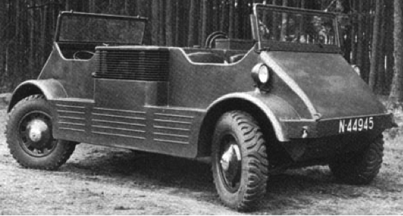 Амфибия DAF  МС-139