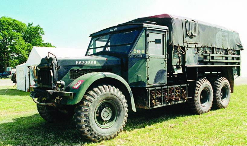 Грузовик Albion СХ-22S