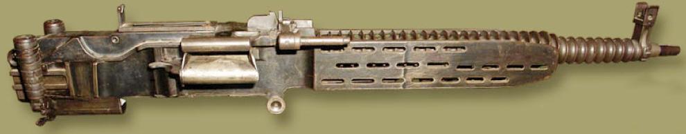 Танковый пулемет BESA Mk-III