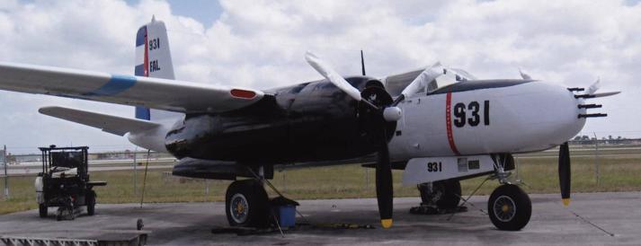Бомбардировщик Douglas A-26С