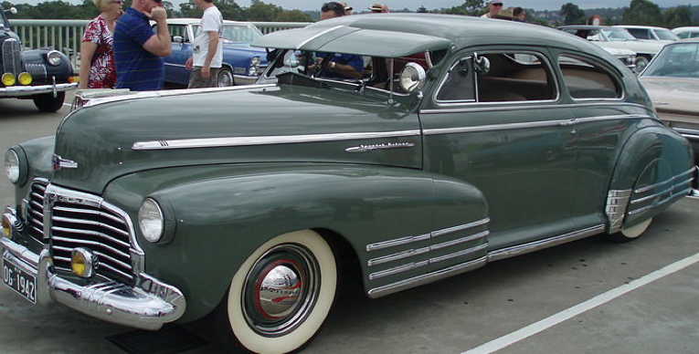Седан Chevrolet Fleetline