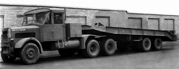 Грузовик Albion CX-24S