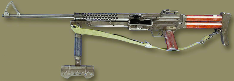 Ручной пулемет Johnson M-1944