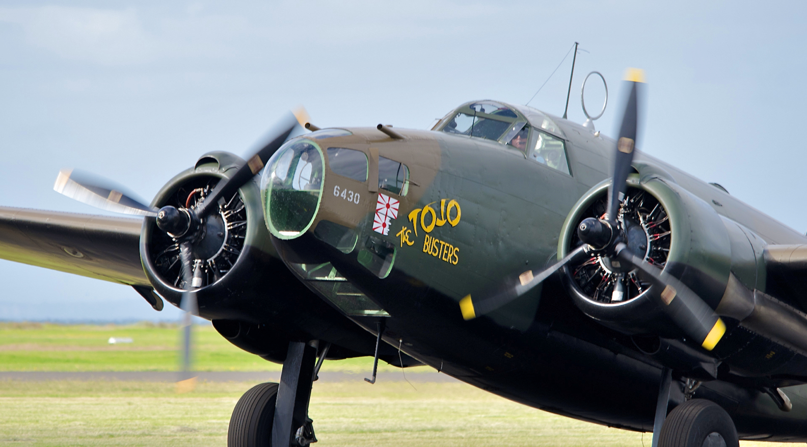 Бомбардировщик Lockheed Hudson Mk IIIA