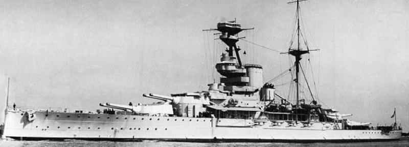 Линейный корабль «Royal Sovereign»