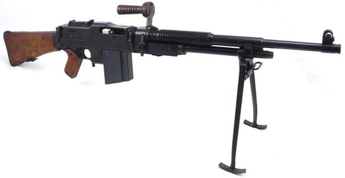 Ручной пулемет Browning wz.1928
