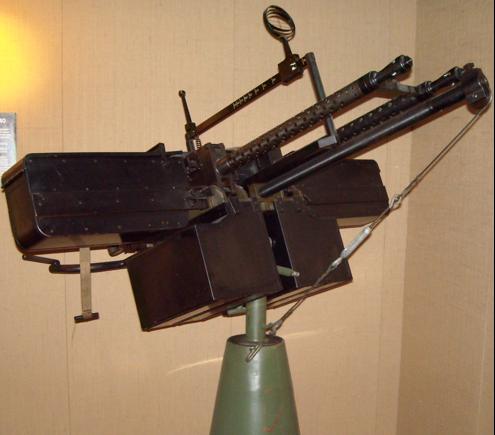 Зенитный пулемет 7,62 ItKk/31