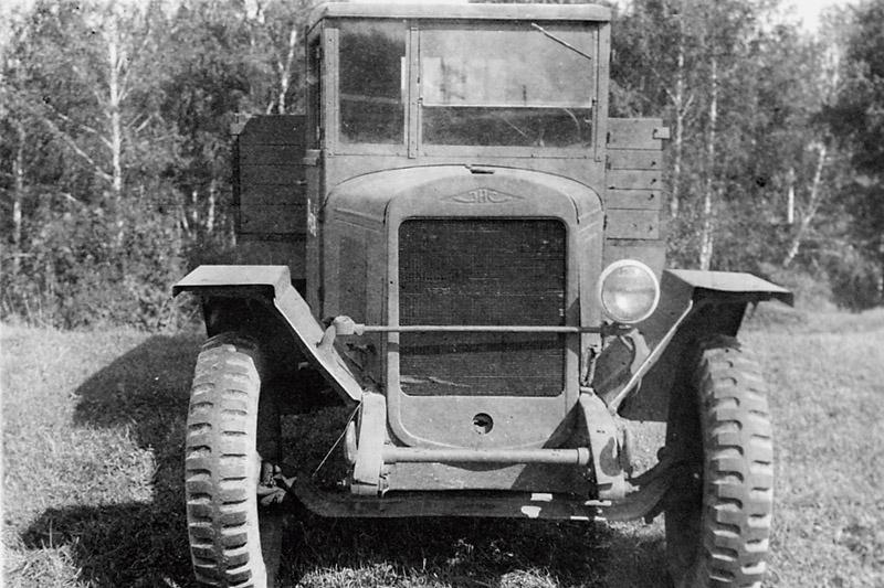 бортовой автомобиль ЗиС – 5В