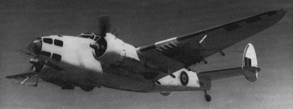 Бомбардировщик Lockheed Hudson Mk VI