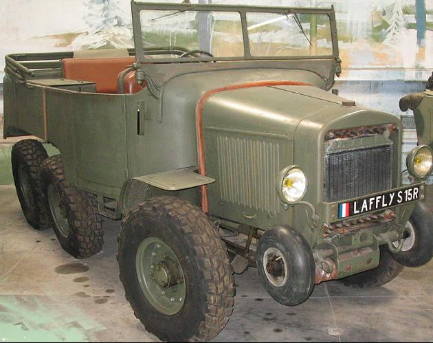 Внедорожник Laffly S-15R